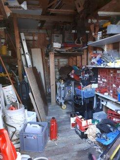 """""""junk"""" in the granary"""
