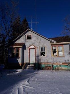 Grandparents old house - full of stuff