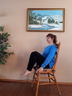 leg raises - harder than you think