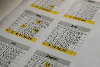count down calendar